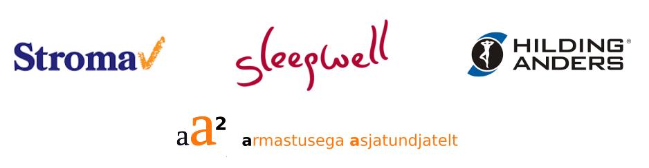 Sleepwelli madratsid Sleepwell kontinentaalvoodid Stroma aa2.ee